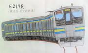 横須賀線 E217系