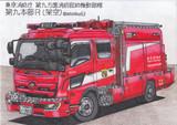 東消 Ⅲ型救助車(架空)