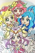 ついに快挙!!アニメージュでヒーリングっど♥プリキュア3位獲得