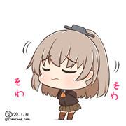 熊野 艦これワンドロ 210111