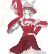 2Pカラー衣玖さん