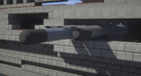 61センチ3連装魚雷発射管