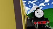 臨時列車二本立て