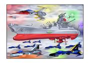 宇宙戦艦ヤマト艦載機七色星団