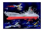 宇宙戦艦ヤマト艦載機宇宙