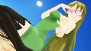 あえて季節に逆らう!キャニオンサングラス玲霞さん!脈絡ない247【Fate/MMD】
