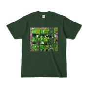 Tシャツ フォレスト Grass_Tower
