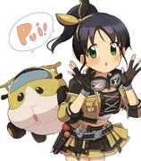 PUI PUI ハラダミヨ