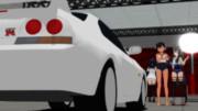 R33がお気に入りの伊400