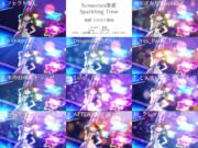 ScreenTex改変 Sparkling Time