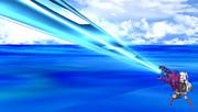 天津風と荷電粒子砲