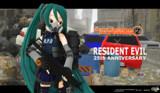 The Division2 × Resident Evil