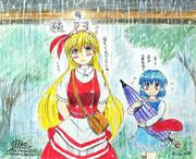 傘!傘ならここにありますよ!☔️