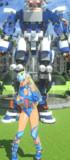 (うごイラ)「イネヴィタブル・ワールドシフト」× ゲームエンジン