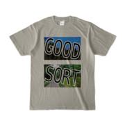 Tシャツ | シルバーグレー | GS_Park