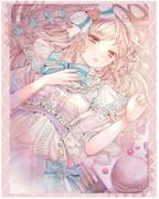 お砂糖菓子のお姫さま