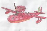 サボイアS.21試作戦闘飛行艇(紅の豚)