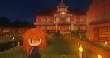 #Minecraft 望月が鎮守府の入り口でお出迎え #JointBlock