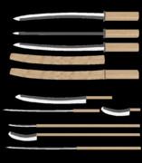 変形機能付き薙刀