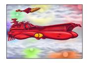 ガミラス戦闘空母七色星団