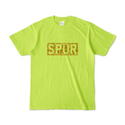 Tシャツ ライトグリーン SPUR_Coffee