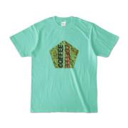 Tシャツ | アイスグリーン | 五角☆互角COFFEE