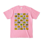 Tシャツ ピーチ Steel20_and_Grass20