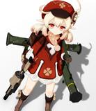 クレーちゃん(重火器装備)
