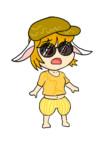 【中秋】に【山の中】で【鈴瑚】が【呪われたサングラスを装着してしまう】
