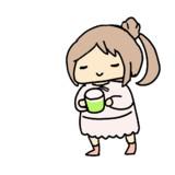 【GIF】おハーブをキメるさとうささら