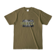 Tシャツ オリーブ Data_FREESIA