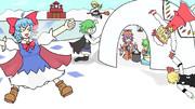 【東方ニコ楽祭・新春】『寒さも吹き飛ぶバカルテット!!』