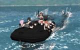 【モデル配布】4.7m型インフレータブルボートMOSACK470