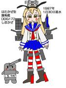 1月30日は護衛艦しまかぜの進水日