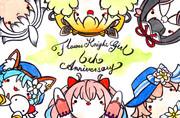 花騎士6周年!