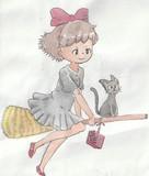 キキとジジ(魔女の宅急便)