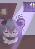 お眠りNYN姉貴
