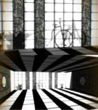 【MMD】格子の部屋【期間限定ステージ配布】