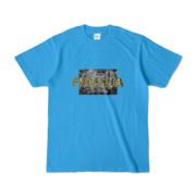 Tシャツ ターコイズ Data_FREESIA