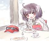 きりたんと外食~