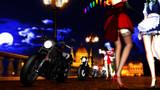 【東方バイクMMD】紅魔組のツーリング