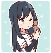 朝潮さんと子猫