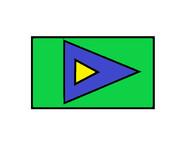 ゴラッソ共和国の国旗