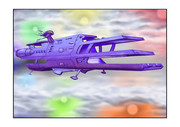 ガミラス三段空母ランベア七色星団