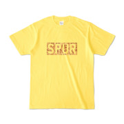 Tシャツ イエロー SPUR_Coffee