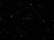 Stellarium 秋の大四辺形