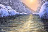 冬の光景⛄️✨