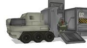 陸上輸送用トレーラー