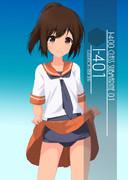 ワンドロ「伊401(艦これ)」210207