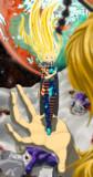 純化した妖精のエネルギーは鬼神を越えるって言われたもん。